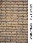 brick wall texture abstract...   Shutterstock . vector #1171105321