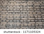 red white wall background. old...   Shutterstock . vector #1171105324