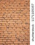 brick wall texture abstract...   Shutterstock . vector #1171105357