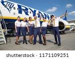 boryspil  ukraine   september... | Shutterstock . vector #1171109251
