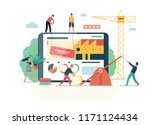 business series   company ... | Shutterstock .eps vector #1171124434