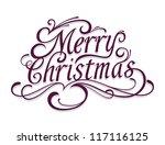 Merry Christmas Vector...