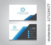 vector modern creative and... | Shutterstock .eps vector #1171234177