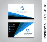 vector modern creative and... | Shutterstock .eps vector #1171234201