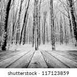 Wood Textured Backgrounds In A...