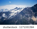 view on mountains from big...   Shutterstock . vector #1171331584