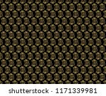 abstract geometric pattern with ... | Shutterstock .eps vector #1171339981