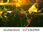 abstract geometric background... | Shutterstock . vector #1171362904
