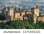 long shot of the impressive... | Shutterstock . vector #1171431121