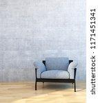 large luxury modern bright...   Shutterstock . vector #1171451341