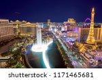 las vegas  nevada   july 24 ... | Shutterstock . vector #1171465681