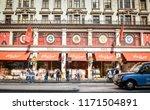 london  september  2018 ...   Shutterstock . vector #1171504891