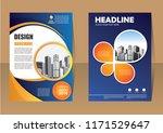 business abstract vector... | Shutterstock .eps vector #1171529647