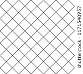 cell  grid with diagonal lines... | Shutterstock .eps vector #1171540957