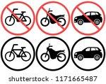 Bicycle Motorcycle Car Parking...