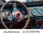 dune buggy dash panel close up   Shutterstock . vector #1171709794