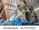 houston  texas   august  2018 ... | Shutterstock . vector #1171717027