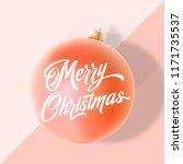 pastel colors gentle christmas...   Shutterstock .eps vector #1171735537