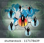 business concept | Shutterstock . vector #117178639