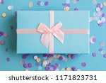 festive holiday new year and... | Shutterstock . vector #1171823731