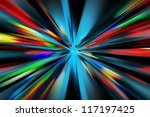 Abstract Night Acceleration...