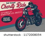 Old Style Motorcycle Event...