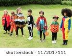 Little Children Trick Or...