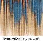 original colorful water color... | Shutterstock . vector #1172027884