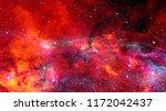 abstract scientific background  ... | Shutterstock . vector #1172042437