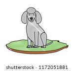 cute dogs design | Shutterstock .eps vector #1172051881