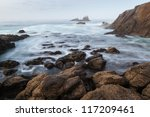 Rocky Coastline   Seal Rock ...