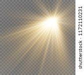 light sources  concert lighting ... | Shutterstock .eps vector #1172110231