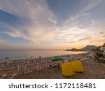 speactacular coast view of a... | Shutterstock . vector #1172118481