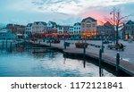 leiden  netherlands   april 4 ... | Shutterstock . vector #1172121841