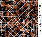 seamless pattern patchwork...   Shutterstock . vector #1172129107