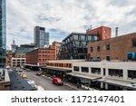 new york city  usa   june 22 ... | Shutterstock . vector #1172147401