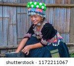 bam na ouan   laos   aug 13  ... | Shutterstock . vector #1172211067