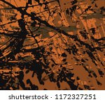 ink hand made painting.... | Shutterstock . vector #1172327251
