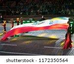 moscow   august 30  2018 ... | Shutterstock . vector #1172350564