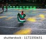 moscow   august 30  2018 ... | Shutterstock . vector #1172350651