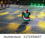 moscow   august 30  2018 ... | Shutterstock . vector #1172350657