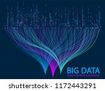 big data statistical methods... | Shutterstock .eps vector #1172443291