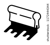 print screen icon  | Shutterstock .eps vector #1172444344