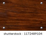 wooden board background with... | Shutterstock . vector #1172489104