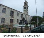 royal naval dockyard  bermuda   Shutterstock . vector #1172495764