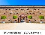 ehrenbreitstein fortress in...   Shutterstock . vector #1172559454