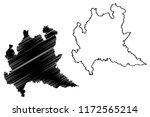 lombardy  autonomous region of... | Shutterstock .eps vector #1172565214