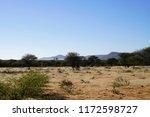 Beautiful Landscape Of African...