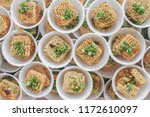 many cheap noodles.uncooked... | Shutterstock . vector #1172610097