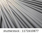 many black tube images ... | Shutterstock . vector #1172610877